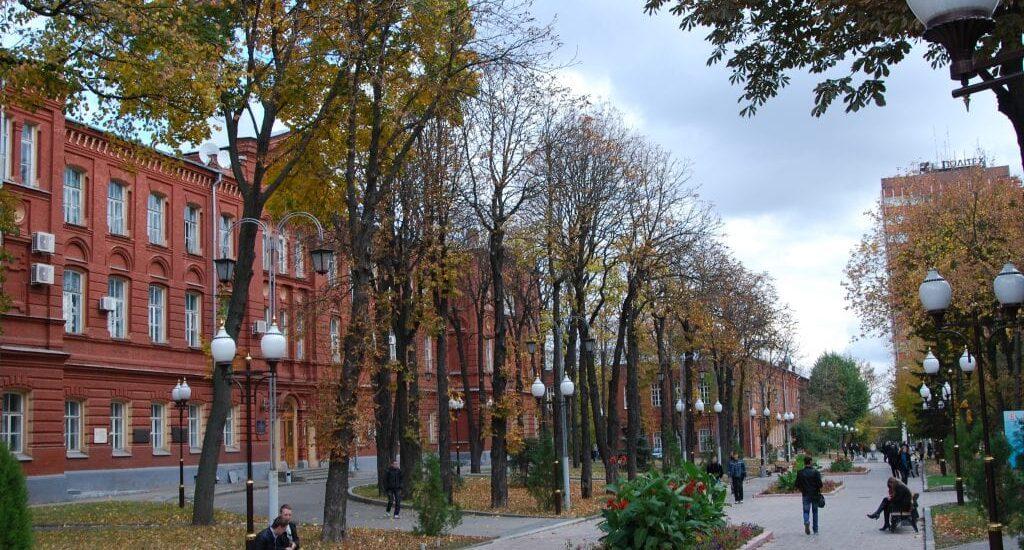 Harkov Politeknik Üniversitesi Eğitimi 7 – politeknik kampüs